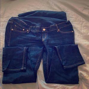 H&M maternity skinny jeans